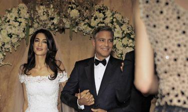 Στην θέση της Amal Clooney θα δακρύζαμε μετά τη δήλωση αυτήν του George Clooney