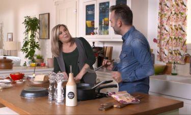 «Made @ Home»: Η Ντίνα Νικολάου υποδέχεται τον Jean Marie Ηοffmann