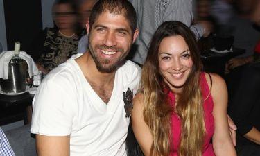 Μαρία Τσουρή – Παναγιώτης Βασιλόπουλος: Βάπτισαν τον δεύτερο γιο τους. Το όνομα αυτού…