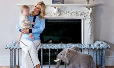 Nicky Hilton: 19 μήνες μετά μας δείχνει για πρώτη φορά το πρόσωπο της μεγαλύτερης κόρης της