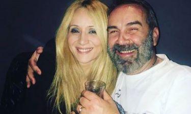 Νάταλι Κάκκαβα: Συγκινεί με τα λόγια αγάπης για τον σύζυγό της, Γρηγόρη Γκουντάρα