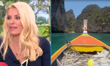 Ελένη: Οι διακοπές της στην Ταϋλάνδη και η αποκάλυψη