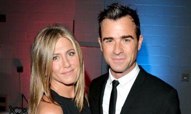 Διαζύγιο «βόμβα»: Aniston - Theroux ανακοίνωσαν τον χωρισμό τους