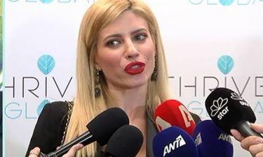 Αραβανή: «Είναι σενάρια ότι θα παντρευτούμε και είμαι έγκυος από τον Νίκο»!