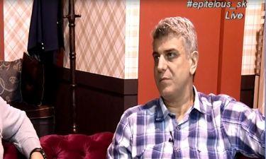Βλαδίμηρος Κυριακίδης: Αποκάλυψε την ηλικία του και μίλησε για το μέλλον της Μουρμούρας