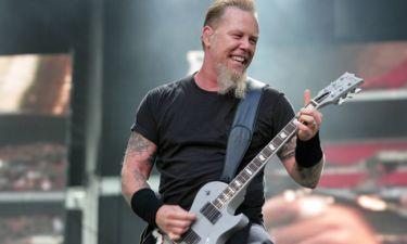 Τζέιμς Χέτφιλντ: Ο τραγουδιστής των Metallica ντετέκτιβ στον κινηματογράφο