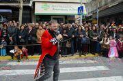 Έξαλλος ο Χρήστος Φερεντίνος- Τα «πήρε» με καρναβαλιστές- Τι συνέβη
