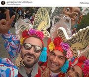 Αναδιώτης – Μαυρίδης: Στην Πάτρα για το καρναβάλι