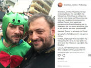 Η απάντηση του Χρήστου Φερεντίνου για τον «εκνευρισμό» του στο καρναβάλι
