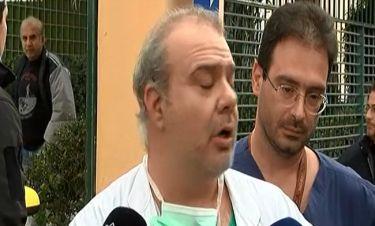 Ηλίας Βρεττός: Οι πρώτες επίσημες ανακοινώσεις των γιατρών του νοσοκομείου