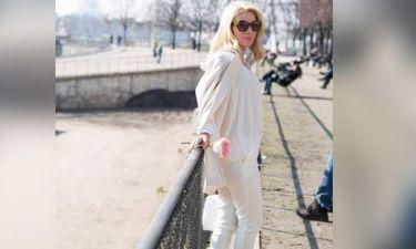 Η νέα φωτό της Ελένης από το Παρίσι και ο διάλογος στο instagram με τη φίλη της