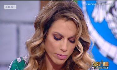 Η συγκίνηση και η αμηχανία της Ντορέττας όταν η Πήχου μίλησε για τον σύντροφο της: «αχ δεν μπορώ»