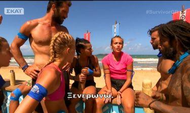 Survivor 2: Η αντίδραση της Ζωής που έχασε από Σπυροπούλου: «Ξενερώνω»