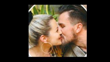 Τρελός έρωτας για την όμορφη Ελληνίδα ηθοποιό και τα καυτά φιλιά με τον αγαπημένο της
