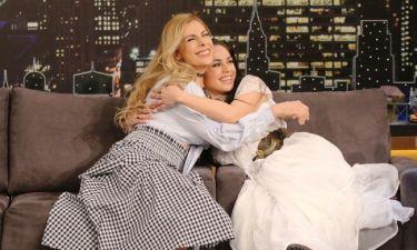 Κόνι Μεταξά: Δείτε την να γυμνάζεται με την μητέρα της