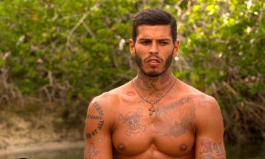 Survivor 2: Νικόλας Αγόρου: «Με πνίγει το άδικο, το ψέμα και η υποκρισία»