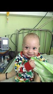 Γιάννης Σερβετάς: Η έκκληση βοήθειας για τον μικρό Παναγιώτη