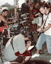 Θοδωρής Μαραντίνης: Η φωτογραφία των Onirama πριν 15 χρόνια