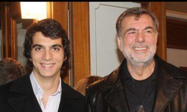 Λάκης Κομνηνός: Ο κούκλος γιος του του μοιάζει απίστευτα