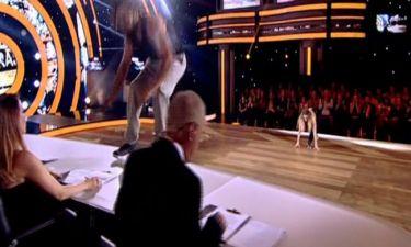 DWTS 6: Σόκαρε τους κριτές ο Μιχάλης Σεΐτης με την χορογραφία του