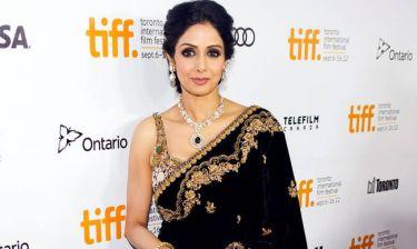 Πέθανε η Ινδή σταρ του Bollywood Σρίντεβι