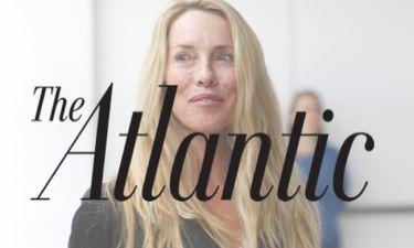 The Atlantic: η χήρα του Στιβ Τζομπς αλλάζει τον χάρτη των media στις ΗΠΑ