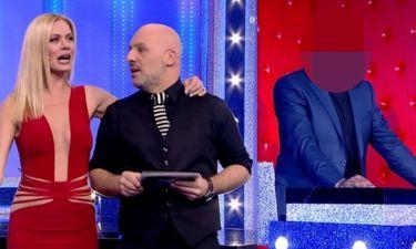 Sunday live: Το αβυσσαλέο ντεκολτέ της Ζέτας και στη θέση του εκφωνητή γνωστός τραγουδιστής