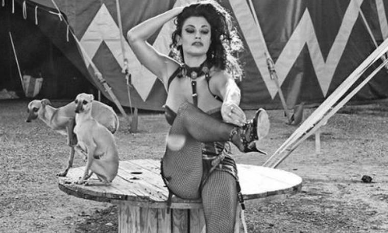 Δωροθέα Μερκούρη: Έριξε το Instagram με τη σέξι πόζα της