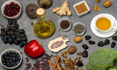 Ποια είναι τα σημαντικά αντιοξειδωτικά & σε ποιες τροφές θα τα βρείτε