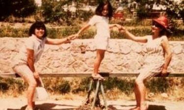 Καίτη Φίνου: Η αδημοσίευτη φωτογραφία από τα παιδικά της χρόνια