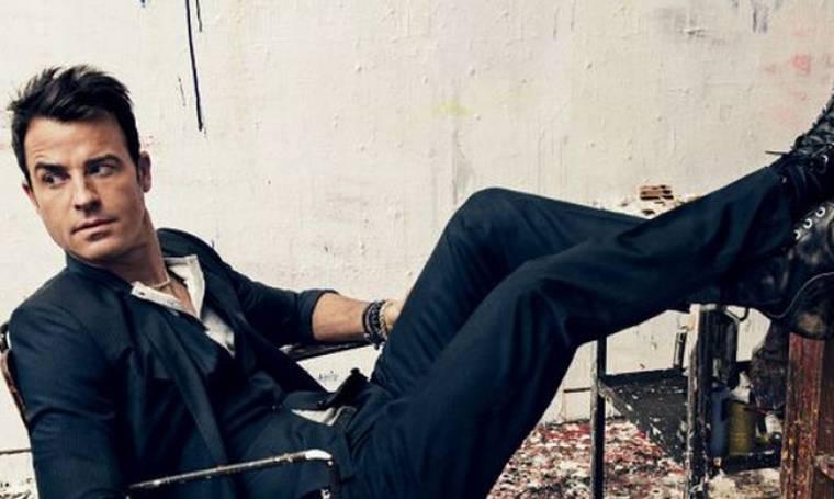 """Ο Justin Theroux """"σπάει την σιωπή"""" του, μετά τον χωρισμό του με την Aniston"""