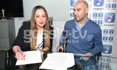 Ασλανίδου: Υπέγραψε νέο συμβόλαιο με την εταιρία της