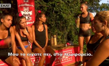 Survivor 2: Η Σπυροπούλου μόλις βλέπει κάμερα… ξεμπροστιάζει τις συμπαίκτριές της