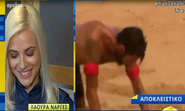 Survivor 2: Λάουρα Νάργιες: Τι αποκάλυψε για την αμοιβή του Μιχάλη Μουρούτσου;