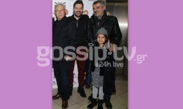 Η κόρη του Κώστα Αποστολάκη μεγάλωσε και είναι μια κούκλα