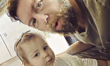 Γιάννης Βαρδής: Φωτογραφίζεται με την κόρη του στο instagram