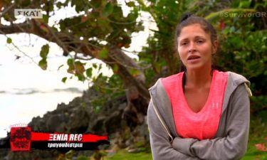 Survivor 2: Τα χώνει στους Μαχητές η Ξένια των Rec: «Είπαν ψέματα. Δεν πιστεύω τα λόγια που είπανε»