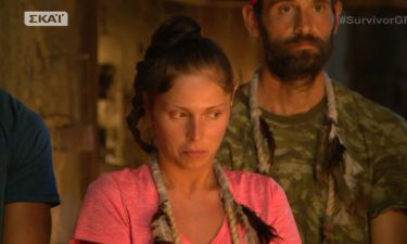 Survivor 2: Μεγάλο unfair: Η ειρωνική γκριμάτσα της Ξένιας για τον Δρυμωνάκο