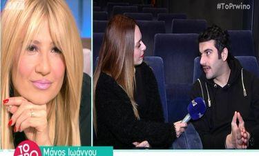 Μάνος Ιωάννου: Η πράξη που τον έκανε να ντραπεί και το ομολογεί on camera!