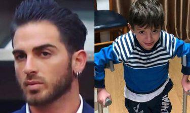 Power of love: Η κίνηση ανθρωπιάς του Δώρου: Έδωσε τα χρήματα που κέρδισε στον μικρό Κωνσταντίνο