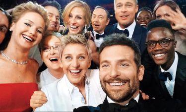 Όσκαρ 2018: Η θρυλική selfie της DeGeneres και το παρασκήνιο