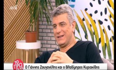 Βλαδίμηρος Κυριακίδης: Δε φαντάζεστε τον ρόλο-έκπληξη που θα υποδυθεί τη νέα χρονιά
