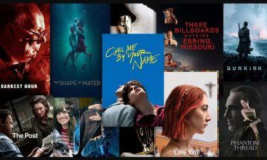 Όσκαρ 2018: Αυτή είναι η καλύτερη ταινία της χρονιάς