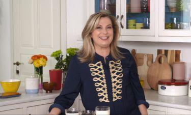 Made@Home: Η Ντίνα Νικολάου μας ταξιδεύει στις γεύσεις της Μεσογείου