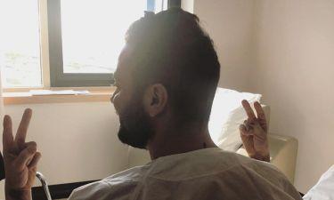 Βρεττός:Τελευταίες εξελίξεις στην κατάσταση της υγείας του!Η αποκατάσταση έξι μηνών και το εξιτήριο!