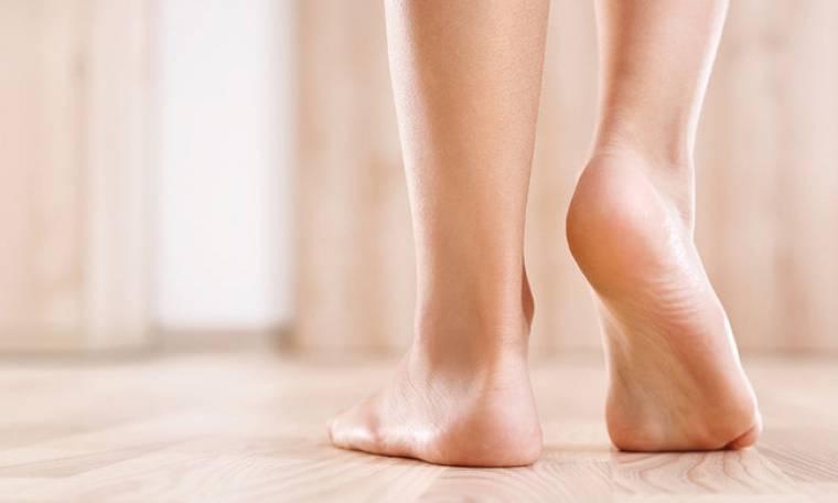 Τρία σημάδια στα πόδια που δείχνουν πρόβλημα στην καρδιά