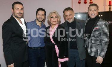 Διασκέδασαν στο Γκάζι live με Μαρινέλλα-Βιτάλη-Γλυκερία