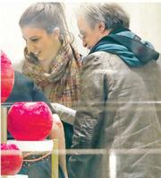 Νέος έρωτας στην πόλη: Ο τραγουδιστής βρήκε τη... Χαρά του!