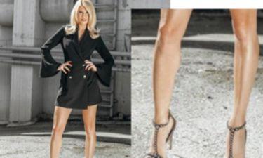 Τραγικό! Το photoshop «σακάτεψε» τα πόδια της Σκορδά (Nassos blog)