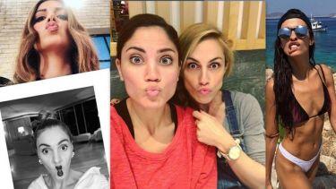Δείτε τις πιο λαμπερές κυρίες της ελληνικής σόουμπιζ με duck face και… κλάψτε από τα γέλια!